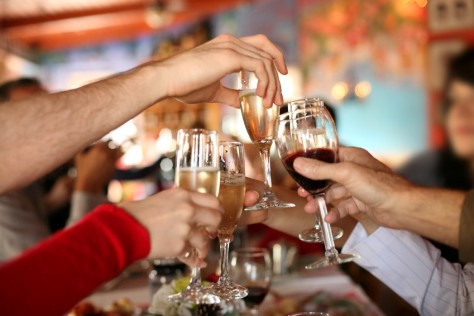 The Parting Glass farewell toast